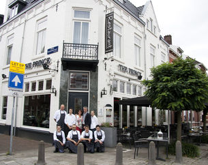 Nationale Horeca Cadeaukaart Eindhoven Bar en Restaurant The Prince