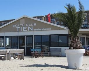 Nationale Horeca Cadeaukaart Zandvoort Beachclub Tien