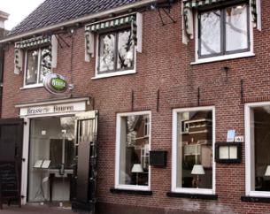 Nationale Horeca Cadeaukaart Alphen aan den Rijn Brasserie Buuren