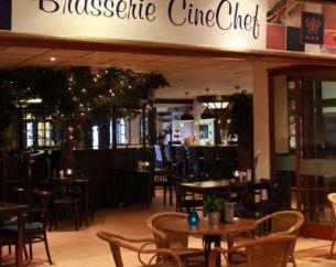 Nationale Horeca Cadeaukaart Enschede Brasserie CineChef
