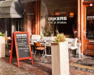 Nationale Horeca Cadeaukaart Haarlem Dijkers eten & drinken