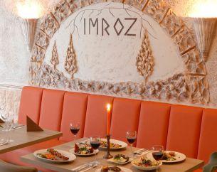 Nationale Horeca Cadeaukaart Waalwijk Imroz mediterraans restaurant