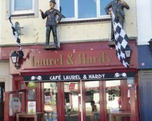 Nationale Horeca Cadeaukaart Zandvoort Laurel & Hardy