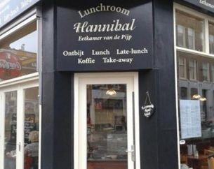 Nationale Horeca Cadeaukaart Amsterdam Lunchroom Hannibal