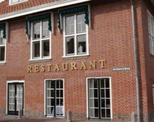 Nationale Horeca Cadeaukaart Linschoten Restaurant de Burgemeester