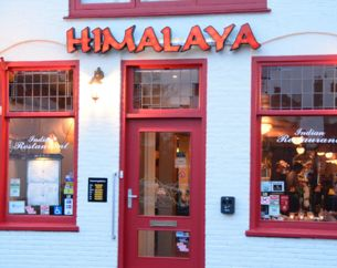 Nationale Horeca Cadeaukaart Aalsmeer Restaurant Himalaya Palace