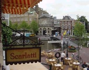 Nationale Horeca Cadeaukaart Leiden Restaurant Scarlatti