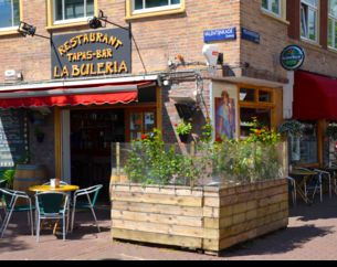 Nationale Horeca Cadeaukaart Amsterdam Tapas Bar La Buleria