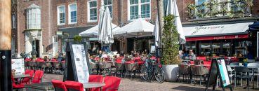 Nationale Horeca Cadeaukaart Middelburg Grand Café Marktcafé