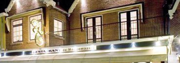 Nationale Horeca Cadeaukaart Spakenburg Restaurant de Mandemaaker