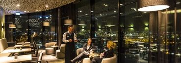 Nationale Horeca Cadeaukaart AMSTERDAM SKYlounge en Skybar Pi