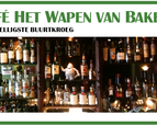 Nationale Horeca Cadeaukaart Haarlem Het Wapen van Bakenes